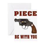 PIECE Greeting Cards