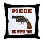 PIECE Throw Pillow