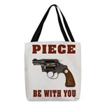 PIECE Polyester Tote Bag
