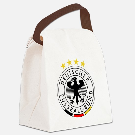 Cute German Canvas Lunch Bag
