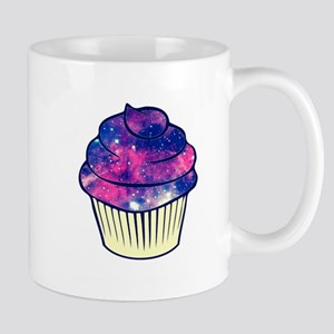 Galaxy Cupcake Mugs