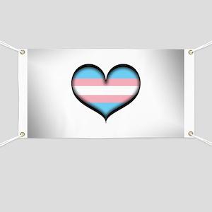 Transgender Heart Banner
