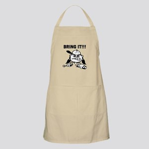 Mean Softball Player Apron