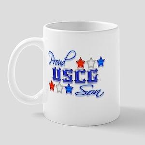 USCG Son Mug