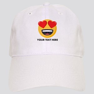 I Love You Personalized Cap
