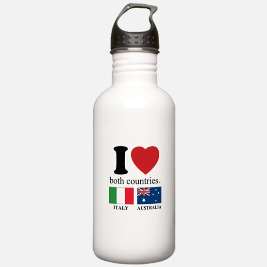 ITALY-AUSTRALIA Water Bottle