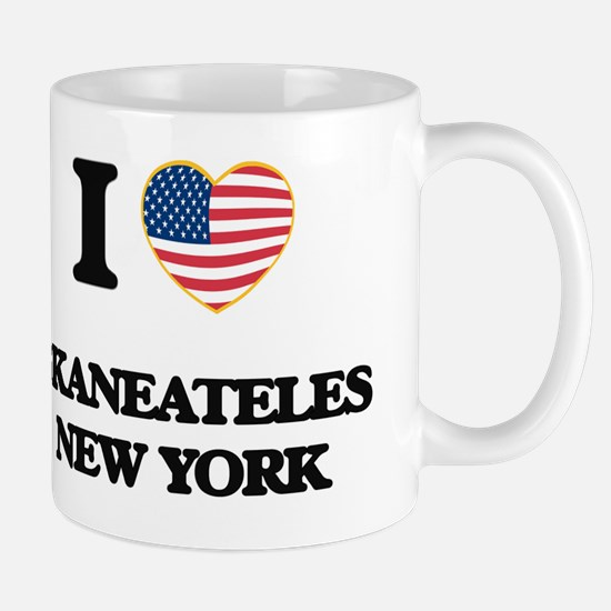 I love Skaneateles New York Mug