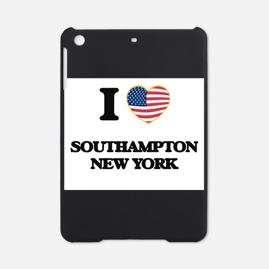 I love Southampton New York iPad Mini Case