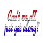 Can't we all... Postcards (Package of 8)