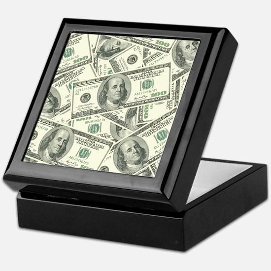 Cute Cash Keepsake Box