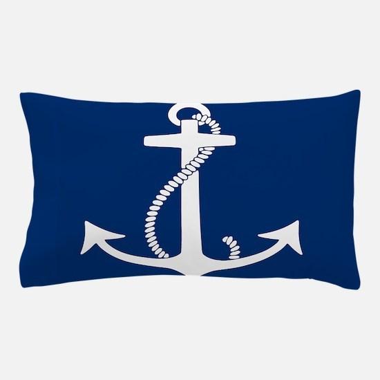 Cute Nautical Pillow Case