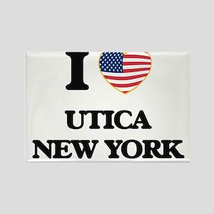 I love Utica New York Magnets