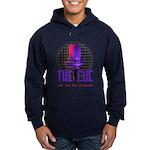 The Cue Logo Hoodie (dark)