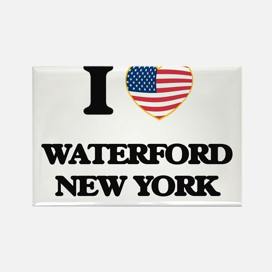 I love Waterford New York Magnets