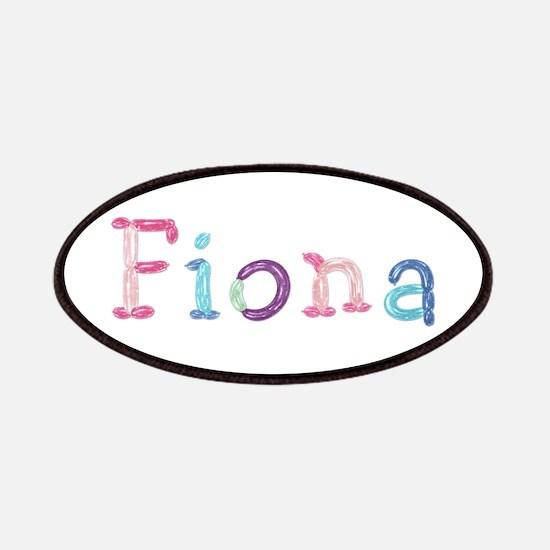 Fiona Princess Balloons Patch