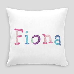 Fiona Princess Balloons Everyday Pillow