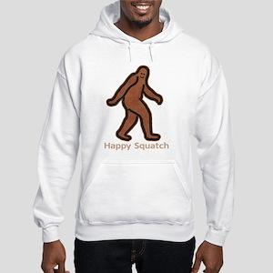 Happy Squatch Sweatshirt