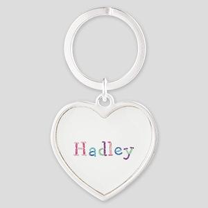 Hadley Princess Balloons Heart Keychain