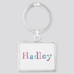 Hadley Princess Balloons Landscape Keychain