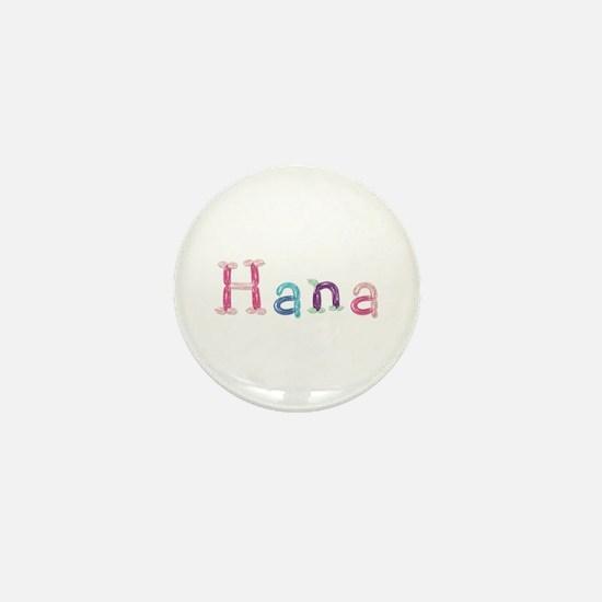 Hana Princess Balloons Mini Button