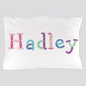 Hadley Princess Balloons Pillow Case