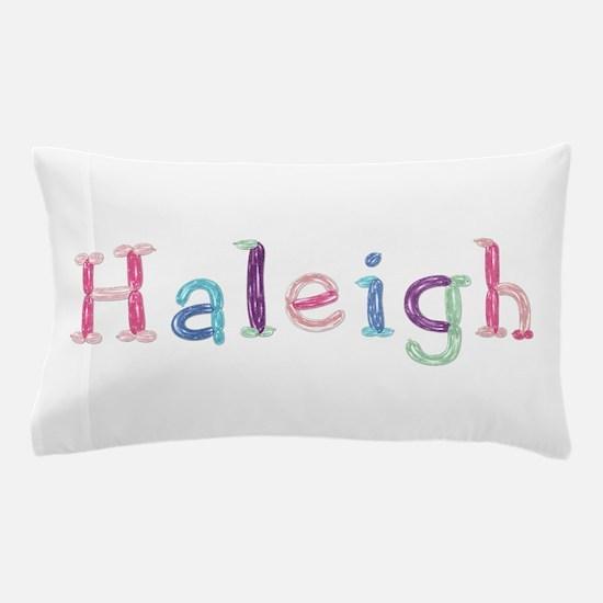 Haleigh Princess Balloons Pillow Case
