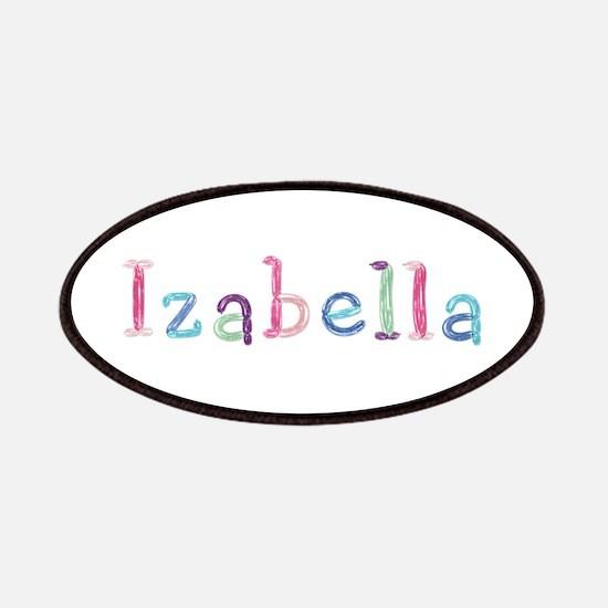 Izabella Princess Balloons Patch