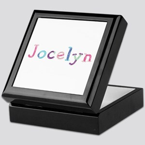 Jocelyn Princess Balloons Keepsake Box