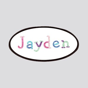 Jayden Princess Balloons Patch