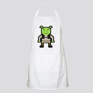 Pixel Shrek Apron