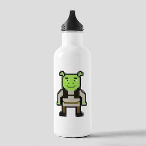 Pixel Shrek Stainless Water Bottle 1.0L