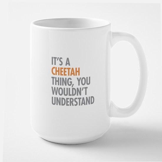 Cheetah Thing Mugs