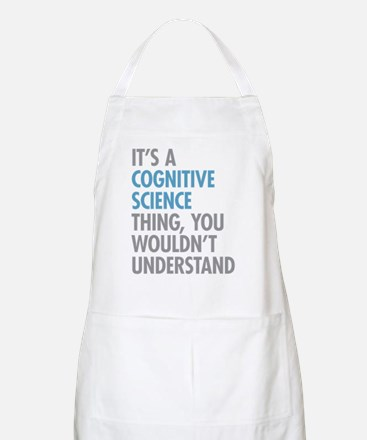 Cognitive Science Thing Apron