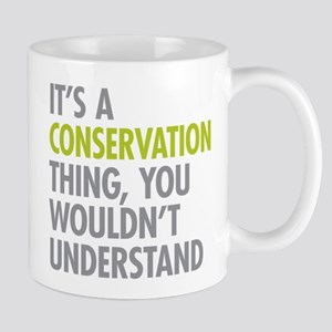Conservation Thing Mugs