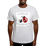 No Panda Sex before Panda Mar Light T-Shirt