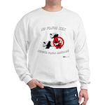 No Panda Sex before Panda Mar Sweatshirt