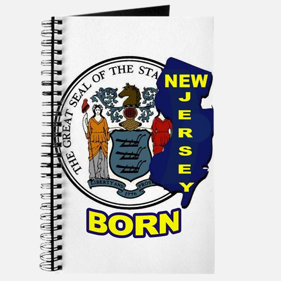 NEW JERSEY BORN Journal
