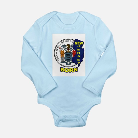 NEW JERSEY BORN Body Suit