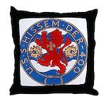 USS HISSEM Throw Pillow