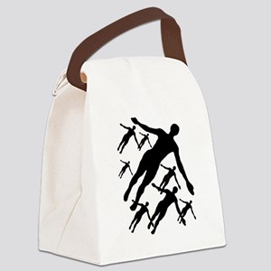 Muse - Absolution Souls/Rapture Canvas Lunch Bag