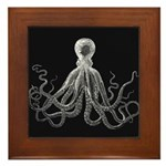 Octopus Framed Tile
