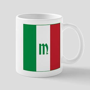 Team Italy Monogram Mug