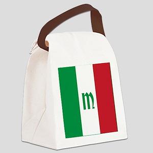 Team Italy Monogram Canvas Lunch Bag