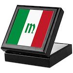 Team Italy Monogram Keepsake Box
