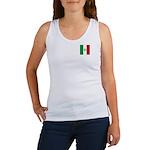 Team Italy Monogram Women's Tank Top