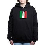 Team Italy Monogram Women's Hooded Sweatshirt