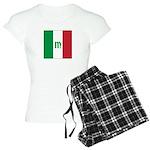 Team Italy Monogram Women's Light Pajamas