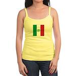 Team Italy Monogram Jr. Spaghetti Tank