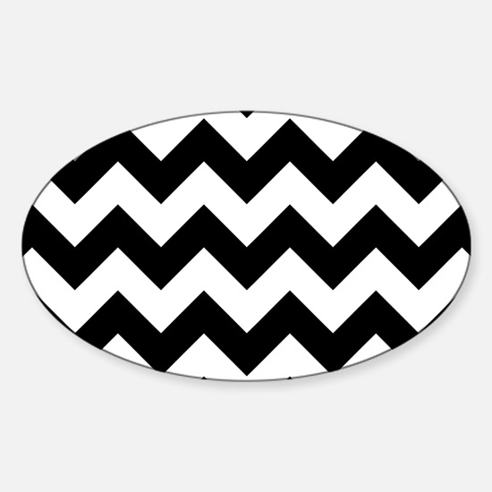 Unique Motif Sticker (Oval)
