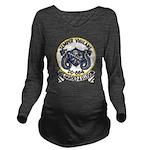 USS HAROLD J. ELLISO Long Sleeve Maternity T-Shirt